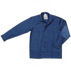 Camisa FRP-CA-AP antiestática permanente, ignífuga-retardante permanente para arco eléctrico
