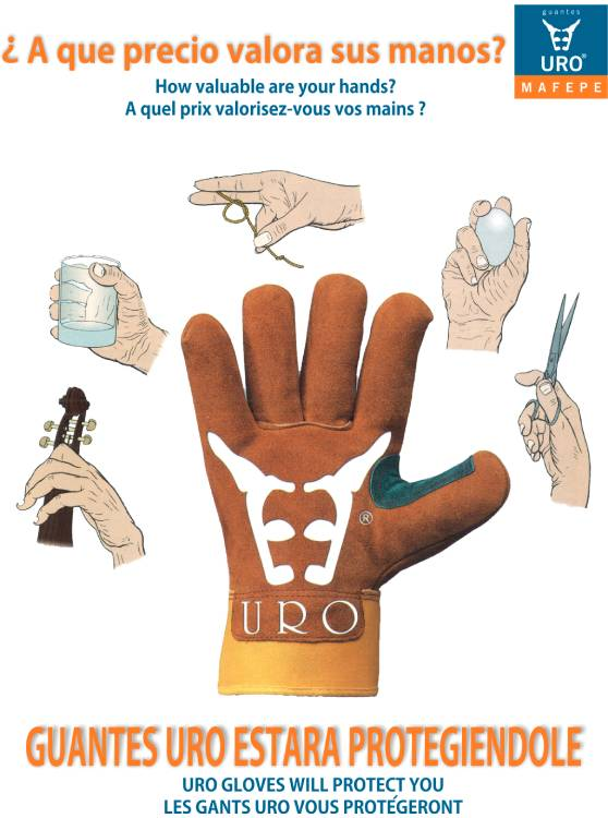 guantes uro