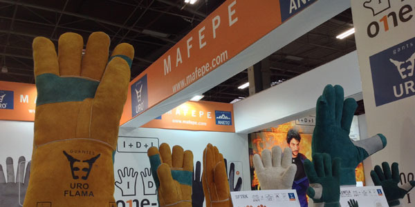 MAFEPE DANS LE SALON EXPOPROTECTION DE PARIS 2018