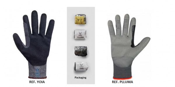 WORKING IN THE URO GLOVES NEWNESS